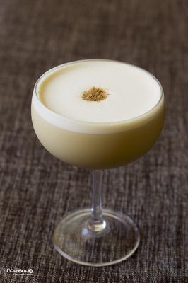 Algarrobina Cocktail