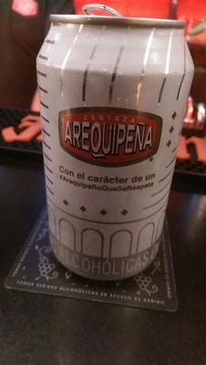 Arequipena Beer