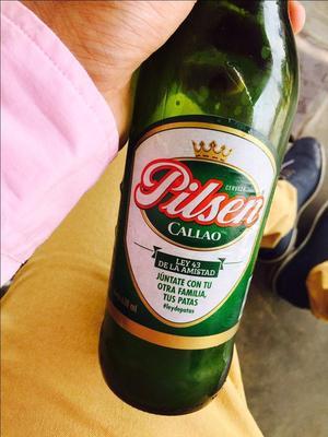 Pilsen Callao Beer