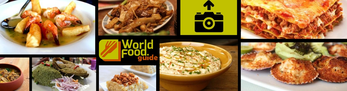 Welcome to WorldFood.Guide